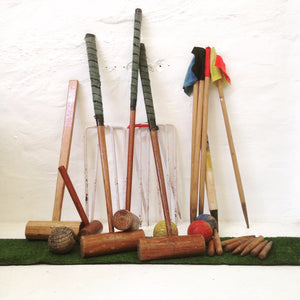 Croquet Set – 4 people