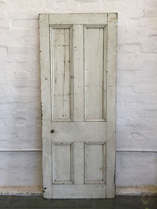 Old Doors - White