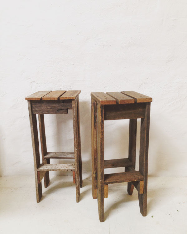 Stool - Bar - Rustic