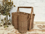 Flower basket - large