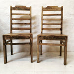 Chair - Timber Bride and Groom