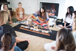 Starling x Tori Praver Tea Ceremony