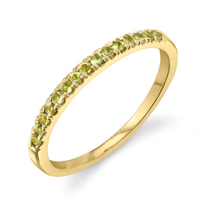 Colette Large Pave Ring
