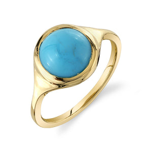 TURQUOISE ADA BIRTHSTONE RING