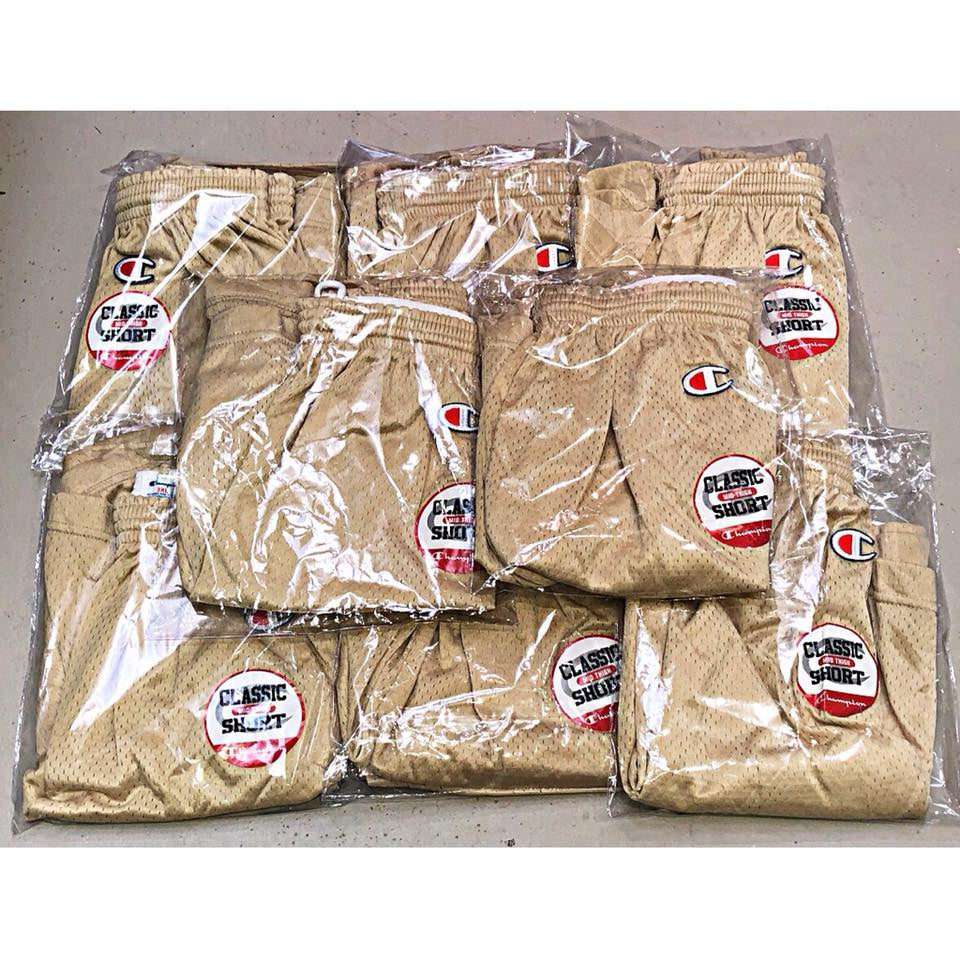 **BRAND NEW**Adults 3XL Classic Mid High Champion Shorts
