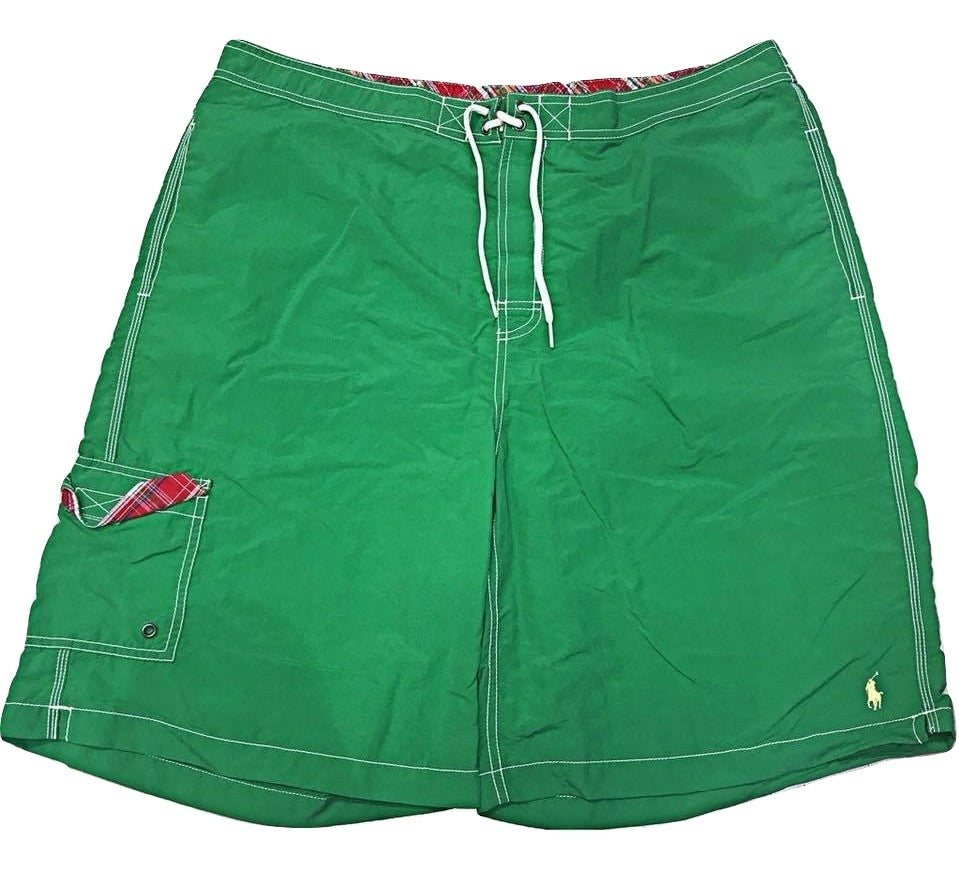Adults 2XL Polo Ralph Lauren Kailua Swim Board Shorts