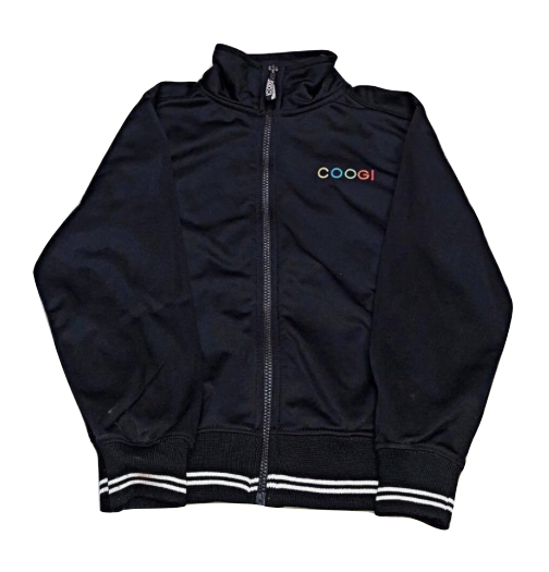 Kids Size 7 Coogi Zip - Up Jacket