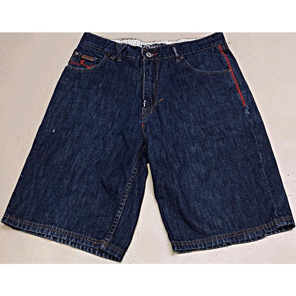 Adults M Lifted Research Group Denim Shorts