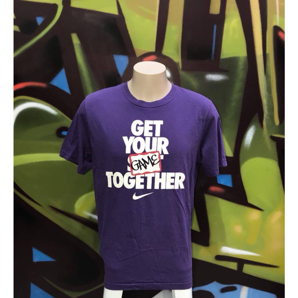 Adults L Nike Get Your Game Together T - Shirt