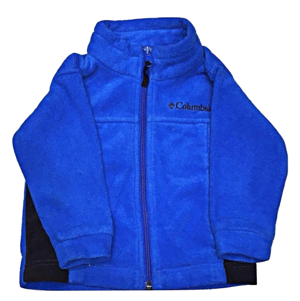 Kids Size 2T  Columbia Sportswear Company Fleece Jacket