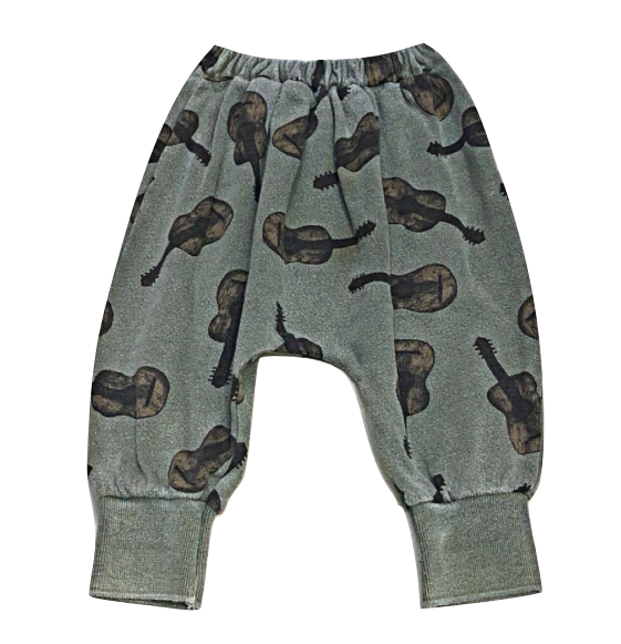 Toddlers Size 18 - 24 Months Bobo Choses Guitar Sweatpants