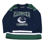 Kids Size 3T NHL Vancouver Canucks Hockey Jersey