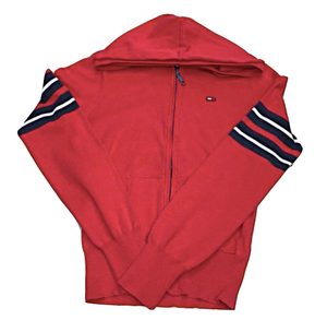 Kids Size S Tommy Hilfiger Zip - Up Hood
