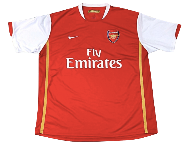 Nike Arsenal 2007 Home Jersey