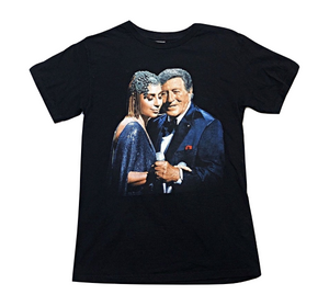 Tony Bennett & Lady Gaga Cheek To Cheek Tour T - Shirt