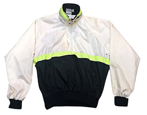 Vintage 90's Seattle Blues Windbreaker Jacket