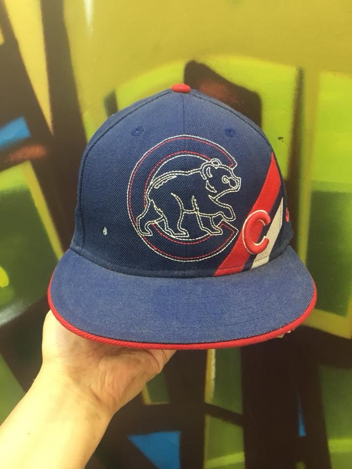 GM Chicago Cubs New Era Cap