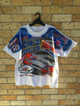 Men's Sz 2XL AOP Nascar tee $70 🔥