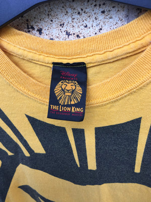 Men's Sz M Disney The Lion King tee