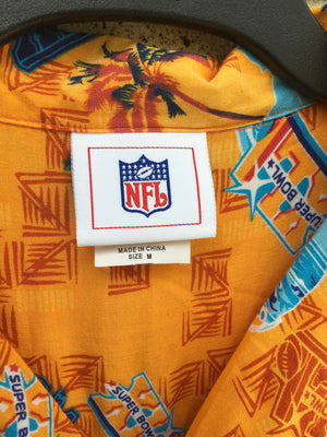 Men's Sz M Super Bowl shirt