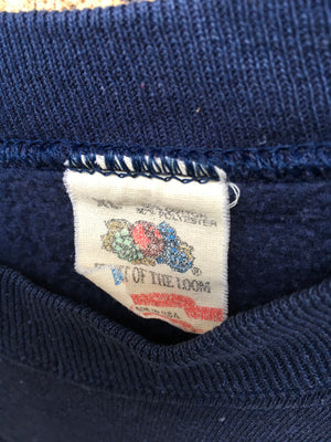 Vtg Men's Sz L Bad To The Bone Chicago Bears crewneck $90