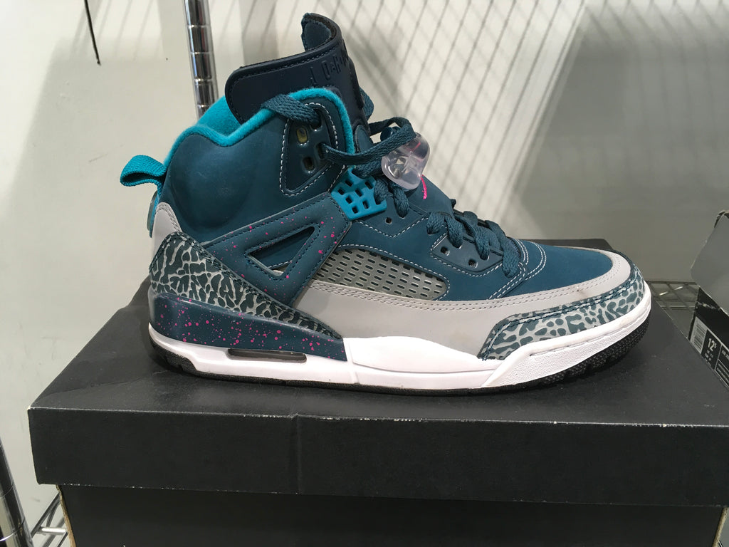 Men's Sz 8 Nike Air Jordan Spiz'ike Space Blue