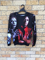Men's Sz M Michael Jackson sweater