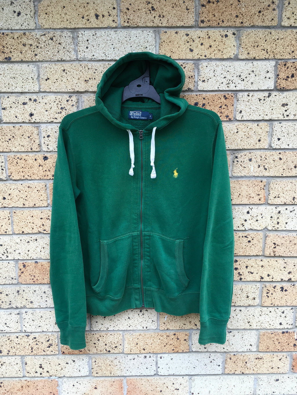 Men's Sz S but fits slightly bigger Polo hoodie $90 🔥