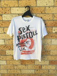 Men's Sz M Sex Pistols tee $40 👊🏽