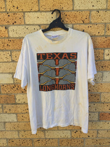Vtg Men's Sz XL Texas Longhorns tee 🔥