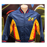 Youth Small Nascar #24 Jeff Gordon Supporters Bomber Jacket