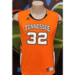 Youth L Adidas Tennessee Volunteers #32 Basketball Jersey