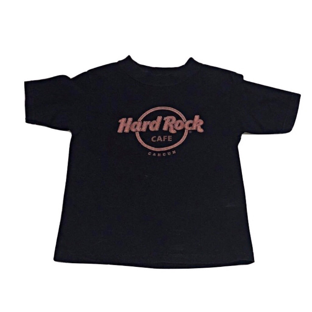 Youth S Hard Rock Cafe Cancun T-Shirt