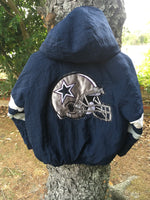 Vtg Sz M kids Cowboys jacket ❤️