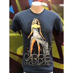 "Carrie Underwood ""The Blown Away Concert Tour"" T-Shirt"