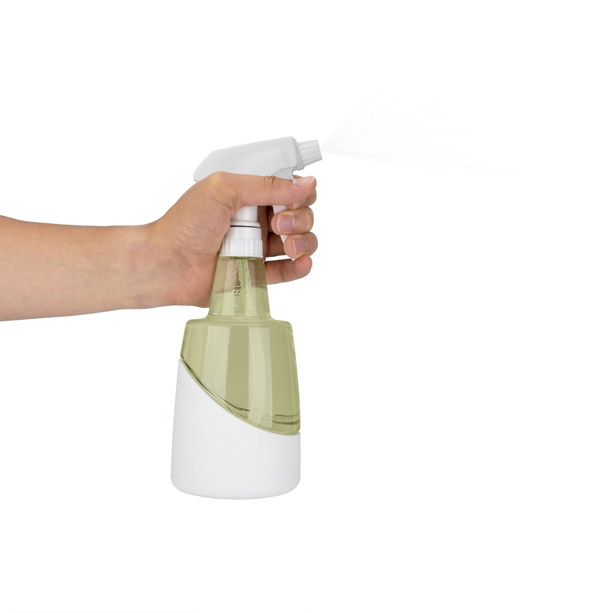 Eco Friendly Refillable Spray Cleaner + Essential Oils