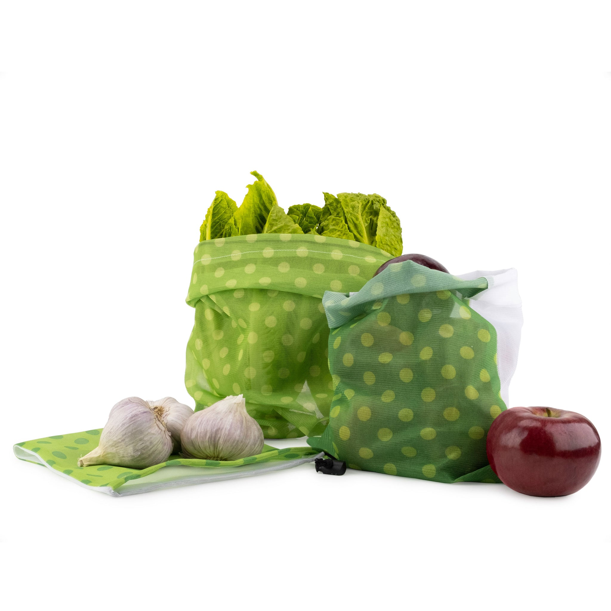 6 Reusable Produce Bags for Fruits and Vegetables