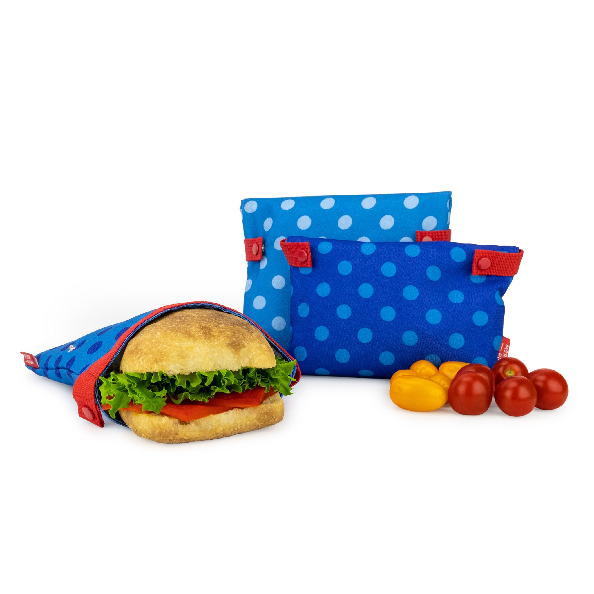 3 Reusable Lunch Bags for your Snacks