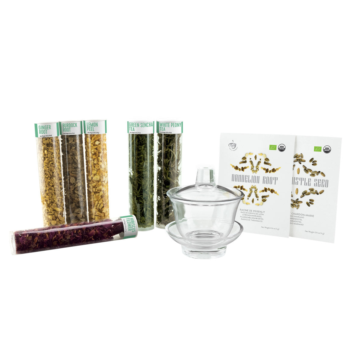 Detox Green Tea Kit