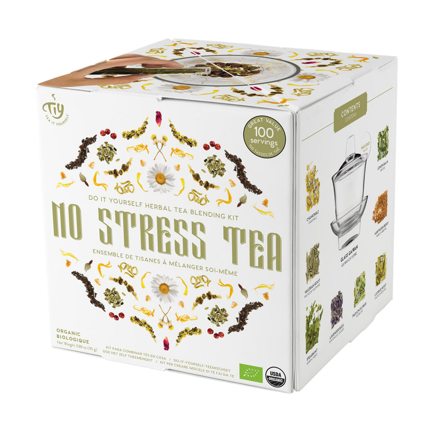 No Stress Herbal Tea