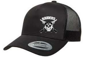 661bcd256e2ca RAIDER TRUCKER HAT – CAS Threads