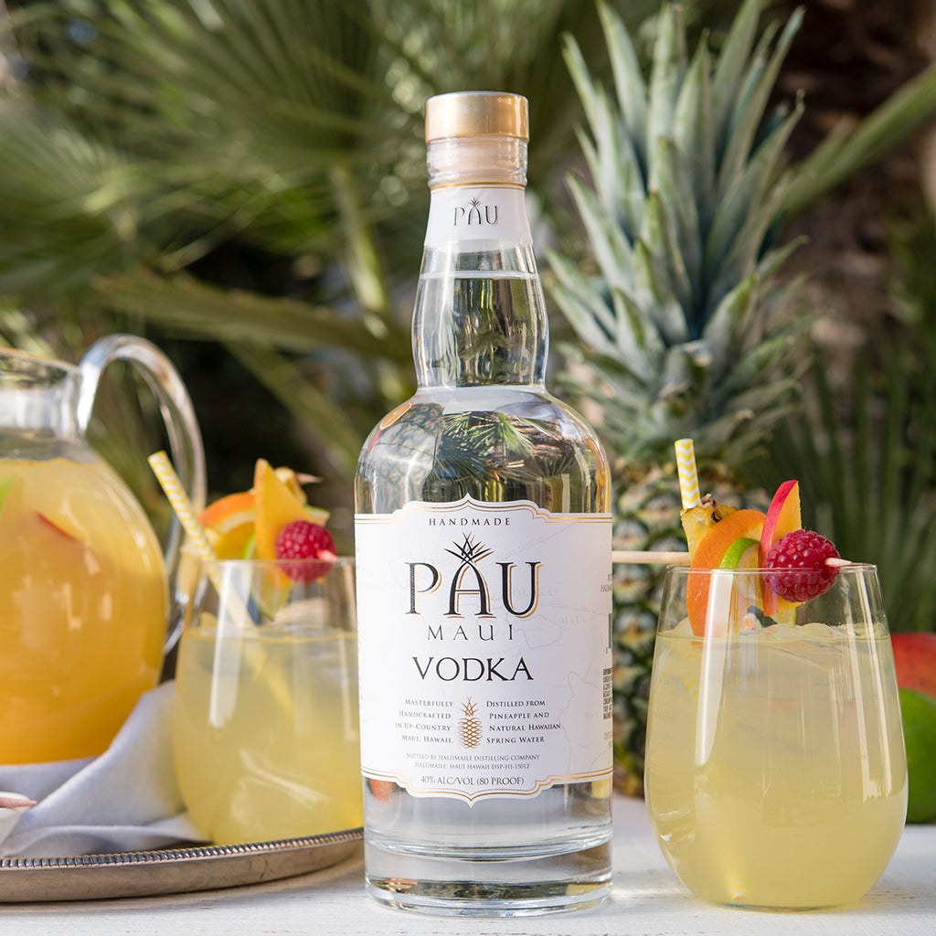 PAU Maui Vodka 750 ml