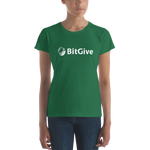 BitGive -  Women's Short-Sleeve T-Shirt