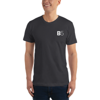 Block5 Embroidered T-Shirt