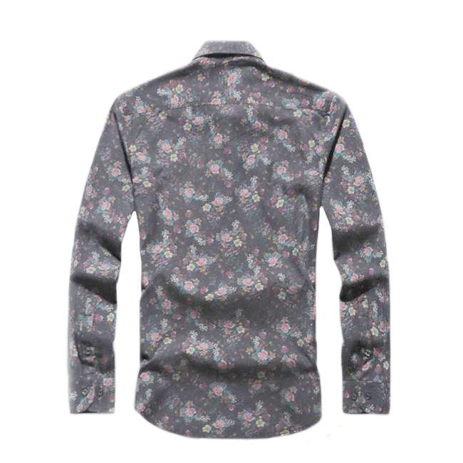Normad Classic Floral Long Sleeve Shirt