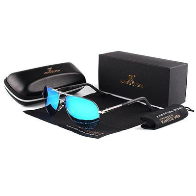 Arthur Polarized Aviator