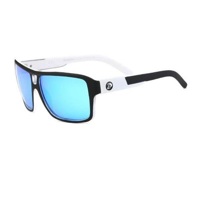 DUBERY Polarized - Black / White / Blue
