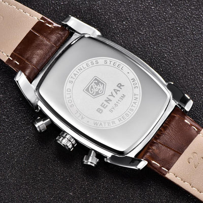 Mevial Rectangle Watch