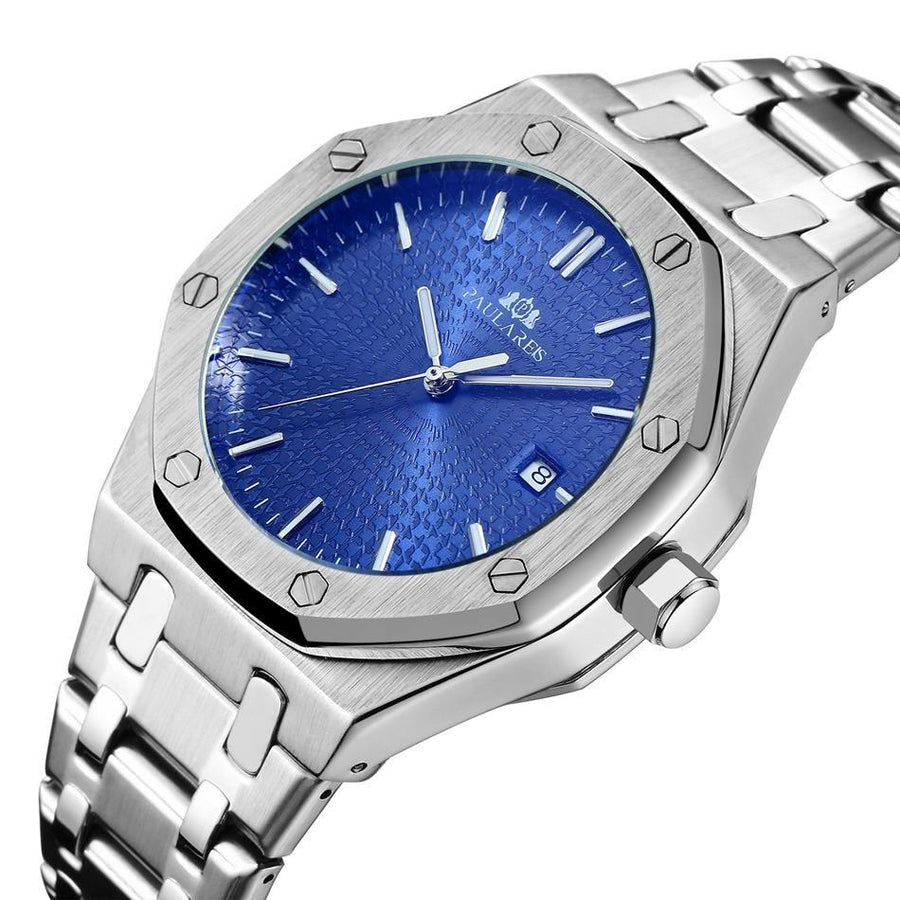 Kisler Automatic Steel Watch