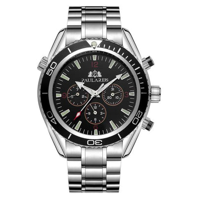 Lucca Chronograph Watch
